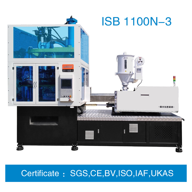 single stage 3-stations Injection stretch blow molding  Machine